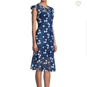 Elie Tahari Dresses - Eli Tahari NWT Florance Embroidery Party Dress